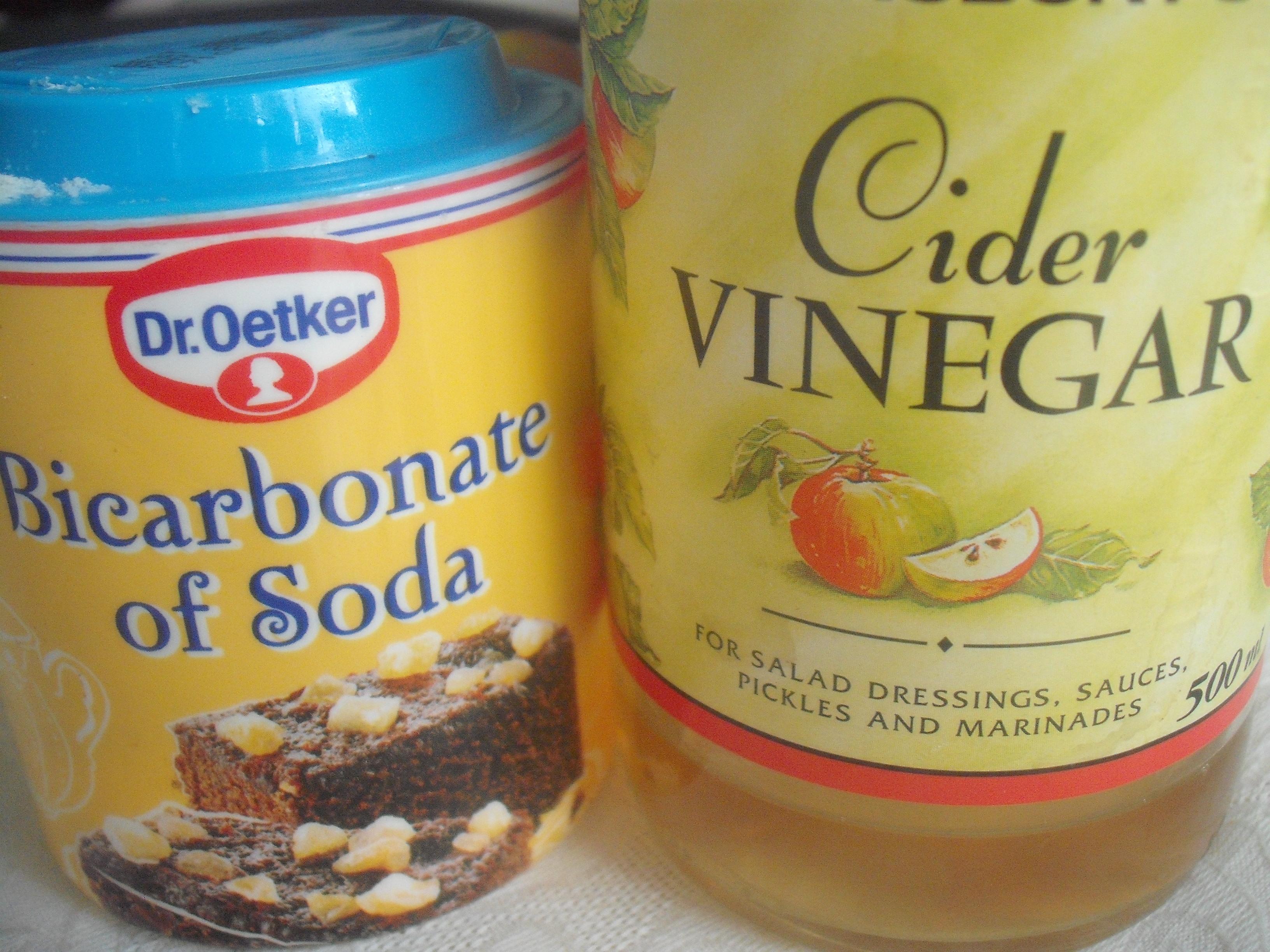 Bicarbonate Of Soda And Vinegar K 2017